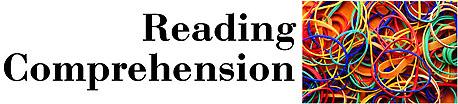 LSAT|Reading Comprehension